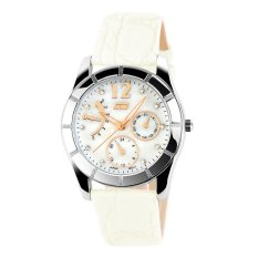 Skmei 6911 Water Resistant Watch (White)