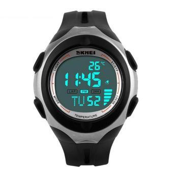 SKMEI DG1080T Pioneer Sport Watch - Jam Tangan DG1080 - Hitam