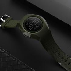 SKMEI merek pria LED Digital militer 50M Dive berenang pakaian olahraga Watches Fashion kolam Waterproof jam tangan 1269 - intl
