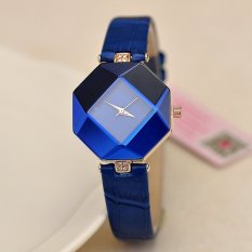 ST 2016 Luxury Watch And Women Fashion Casual LeatherQuartzWatches- Intl