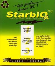 Starbio Plus - obat saluran air dan WC mampet Starbio Plus 500 gram ampuh