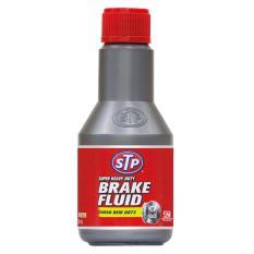STP - Super Heavy Duty Brake Fluid DOT 3 Minyak Cairan Rem Neutral 50 mL - Red