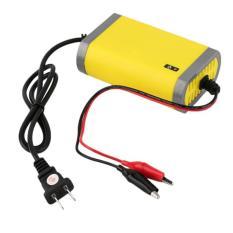 Sunpro Charger Accu/Aki Portable 2A/12v - Kuning
