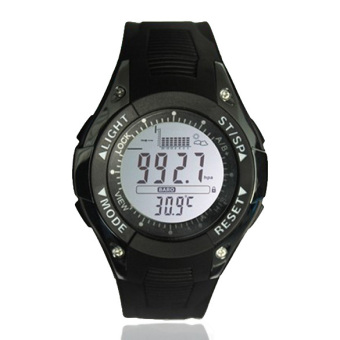 SUNROAD Fishing Barometer Watch Altimeter Thermometer Timer All in One - Intl