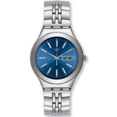 SWatch Women's Irony YGS768G Silver Stainless-Steel Swiss Quartz Watch (Intl)