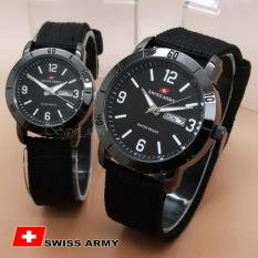 Swiss Army Couple - Jam Tangan Pasangan - Jam Tangan Pria dan Wanita - Analog Watches