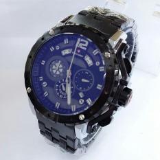 Swiss Army Crono Time - Jam Tangan Pria - Stainless Steel - SA-5665D3