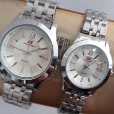 Swiss Army - Jam Tangan Couple - SA 5195