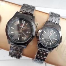 Swiss Army - Jam Tangan Pasangan/Couple - stainless strap SA7811