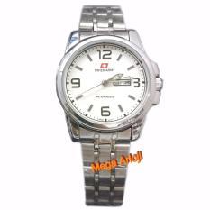 Swiss Army - SA0079L - Jam Tangan Wanita - Stainless - ( Silver )