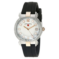 Swiss Legend Women's 'Layla' Swiss Quartz Stainless Steel Casual Watch (Model: 16591SM-SR-02) (Intl)
