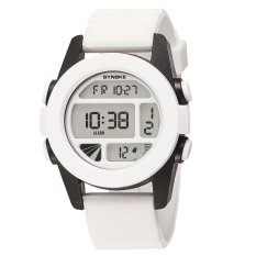 Synoke ABS Materia Young People Watches Sports Waterproof Electronics Watch Ss67286_White