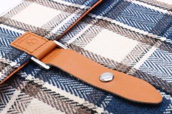 """POFOKO 13.3"""" Coolbeen Series Tas Laptop Waterproof Shockproof Sleeve Macbook - Merah . Source. ' Tas Laptop Tweed Flanel Fabric Sleeve Case For Apple ..."""