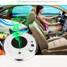 Tenaga Surya Air Purifier Lonizer Anion penyebar humidifier pengharum udara mobil otomotif untuk Kantor Rumah Putih