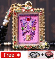 Thai Amulet Pendant Magic Butterfly Amulet Talisman Pendant