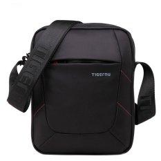 Tigernu Brand Casual Messager Travel Men's Business Shoulder Bag For Phone&Wallet T-B5108 (Black)