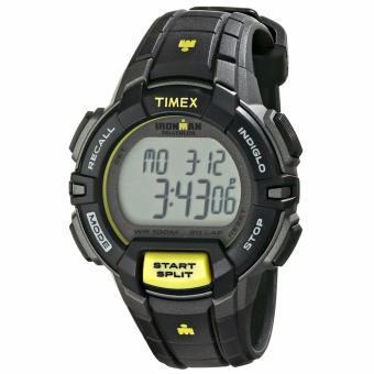 Timex Women's Ironman T5K809 Black / Lime Watch