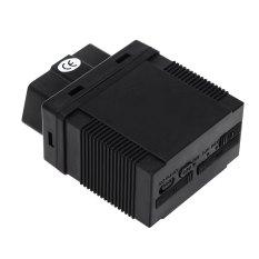 TK306B OBD Auto Car GPS Tracker Vehicle Tracking Device Black - Intl