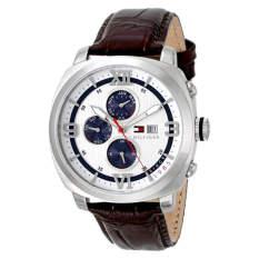 Tommy Hilfiger Men's 1790968 Sport Luxury Multi-Eye Stainless Steel Case Blue Accents Watch (Intl)