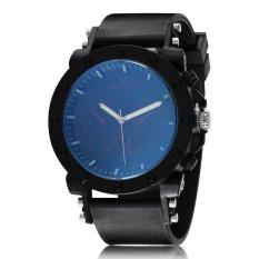Top Sale Brand V6 Vogue Sports Black Silicone Watches Men Luxury Military Quartz Wrist Watch V6 Men Sports Watches Waterproof - Intl