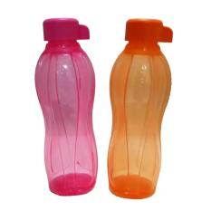 Tupperware Eco Bottle 500ml - Orange Pink 2pcs
