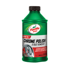 Turtle Wax - Chrome Polish & Rust Remover