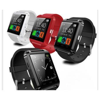 U8 Putih Smart Watch / Jam Tangan Pintar Digital