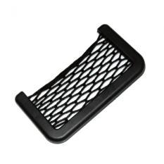 Universal Car Organizer Storage Net Bag Phone Holder Pocket For Chevrolet Cruze Aveo Captiva Spark Epica Sonic Malibu Captiva Sport Zafira Trax Any Car