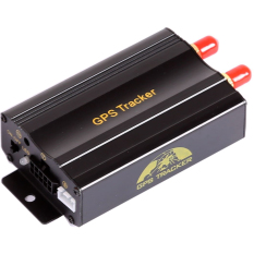 Vehicle Car GPS Tracker 103B With Remote Control GPS / GSM / GPRS Car Vehicle Tracker Device (Intl)