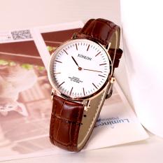 Versi Korea dari pria dan wanita mahasiswa beberapa tahan air jam tangan jam tangan versi Korea dari jam tangan