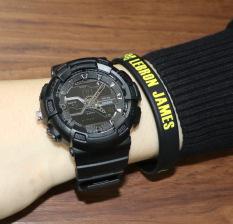 Versi Korea dari remaja bercahaya tahan air olahraga jam tangan jam tangan elektronik