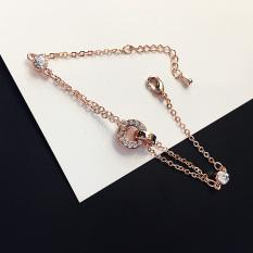 Versi Korea dari siswa perempuan gelang kristal gelang