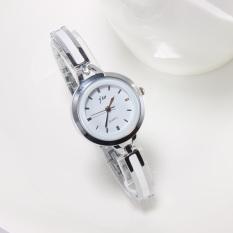 Versi Korea dari tahan air kompak kecil menonton gelang jam tangan