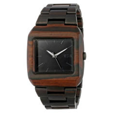 Vestal Unisex MWD3W02 Muir Wood Ebony Watch - Intl