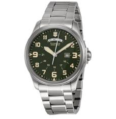 Victorinox Swiss Army Men's 241291 Infantry Stainless Steel Watch - Intl
