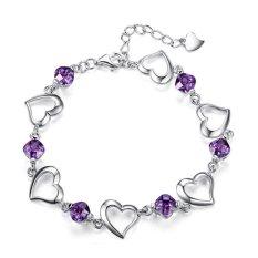 Vintage Jewelry Bracelet 925 Sterling Silver / Gelang Wanita