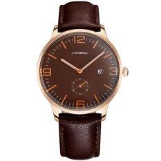 Watches Men Luxury Top Brand SINOBI New Fashion Men's Quartz Wrist Watch Date Clock Male Sports Business Watch - Intl