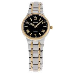 WeiQin W00141L Women Quartz Watch Imported Movt 3ATM Luminous Pointer Wristwatch (Black)