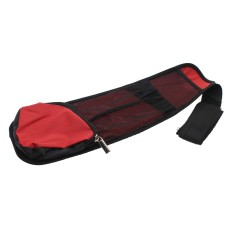 Whyus Useful Car Interior Chair Seat Side-back Multi-Pocket Covers Hanging Net Bags - Red