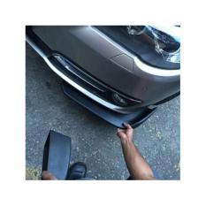 Winglet Diffuser Universal isi 2pcs IMPORT - Sayap Bumper Mobil Depan