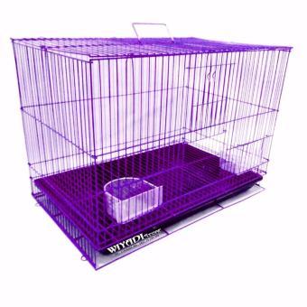 WiyadiStore - [K01] Kandang Lipat Umbaran Burung Besi Parkit,lovebird dan Kenari -