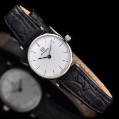 Womdee Genuine Manufacturers Know When Watch Ultra-thin Fashion Business Casual Lovers Swiss Quartz Damen Belt