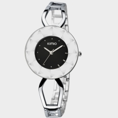 Women's Fashion Bracelet Rose Gold Watches Japan Movt, 3ATM Water Resistant Wristwatch White (Intl)