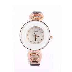 Women's Fashion Watch Retro Watch Bracelet For A Long Time Brown