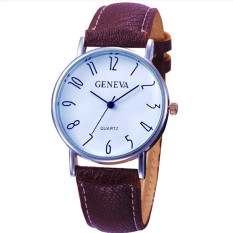 Womens New Style High-end Leather Band Watch