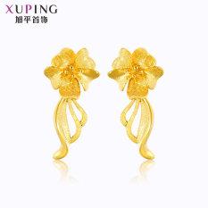 Kadis 24 Kb Berlapis Emas Keindahan Perhiasan Hati Gloden Source · XUPING JEWELRY perempuan bunga berlapis