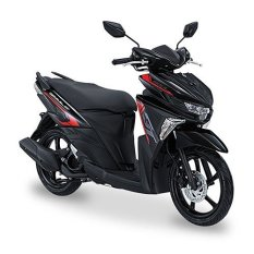 Yamaha All New Soul GT 125 - Bravery Black