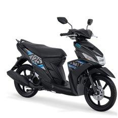 Yamaha Mio M3 125 Hitam - Khusus Tangerang dan Sekitarnya