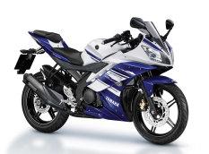 Yamaha Motor YZF R15 - Putih Biru