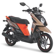 Yamaha X-Ride - Orange - Khusus Jabodetabek